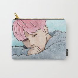 BTS Jimin Spring Day Carry-All Pouch