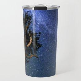 Perseid Meteors Travel Mug