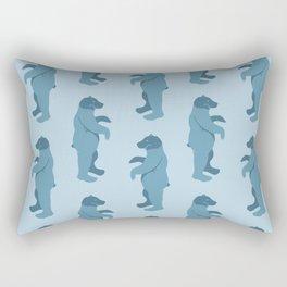 Bear Den Rectangular Pillow