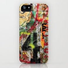 War & Peace iPhone (5, 5s) Slim Case