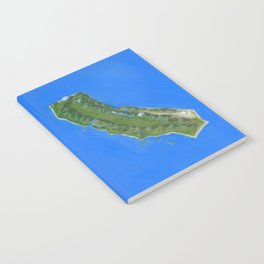 We are an Island Notebook