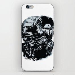 Old World Monkeys iPhone Skin