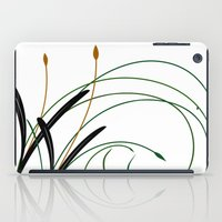 grass iPad Cases featuring Grass by DistinctyDesign