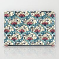 fantasy iPad Cases featuring Oriental FanTasy by Paula Belle Flores