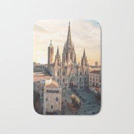 Catedral de Barcelona Bath Mat