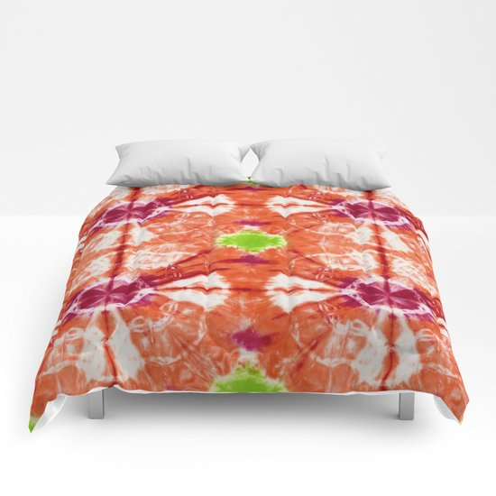 Mango Bloom Comforters