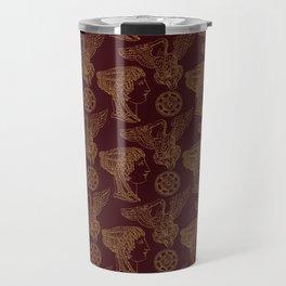 Empire Style Pattern Travel Mug