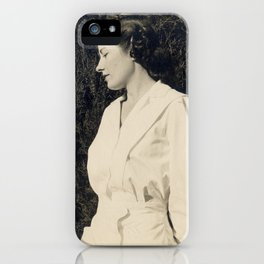 Nurse Bea iPhone Case