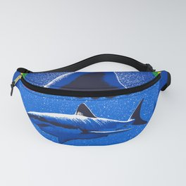 Save the sharks Fanny Pack