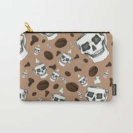 Cup O' Joe Bean PatternColor Edition Carry-All Pouch