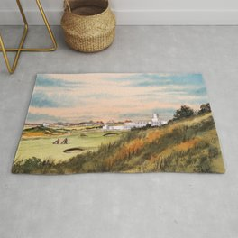 Royal Birkdale Golf Course Rug