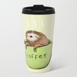 Sloffee Metal Travel Mug
