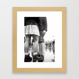 Oktoberfest Framed Art Print