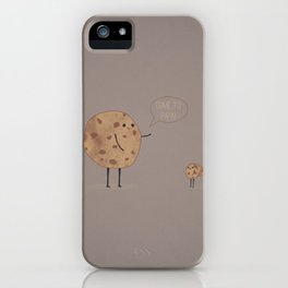 Cannibal Cookie iPhone Case