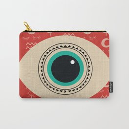 Crazy Eye Carry-All Pouch