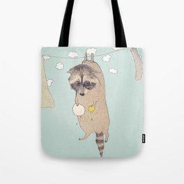 Wasbeer Tote Bag