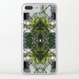 Devinska Clear iPhone Case