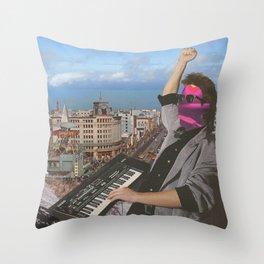 Casio Throw Pillow
