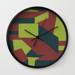 primarily down Wall Clock