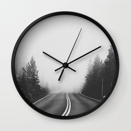 ROAD TRIP II / Colorado Wall Clock