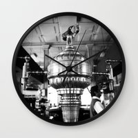 beer Wall Clocks featuring Beer by Goga