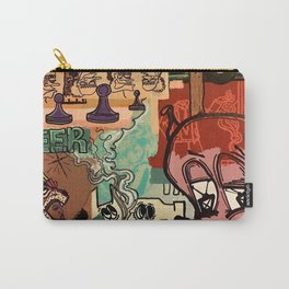 Pigs and Pawns Carry-All Pouch