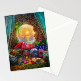 Oasis Stationery Cards