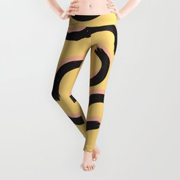 шаблоны Leggings