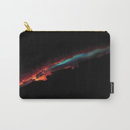 Flame and Embers Carry-All Pouch