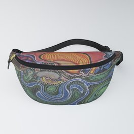 La Madre Dentro Fanny Pack