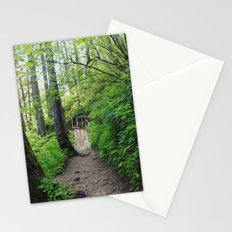 Let's Run Away VII Stationery Cards