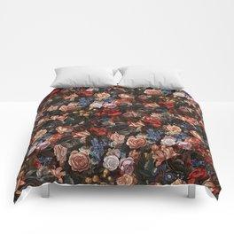 Vintage Summer Floral Comforters