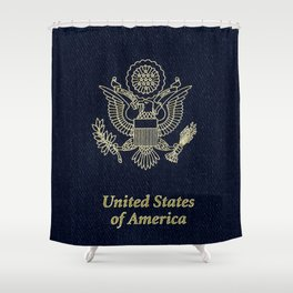Make America Great Again Shower Curtain