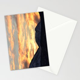 Good Morning Last Frontier! Stationery Cards