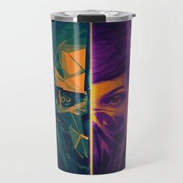 Corvo v Emily Travel Mug