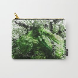 Green Hero Carry-All Pouch
