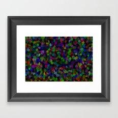 Wild Pattern 99 Framed Art Print