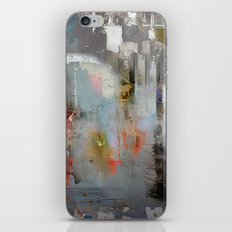 Indifference iPhone & iPod Skin