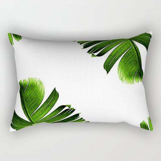 Green banana leaf by mydream