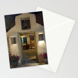Enchanted Evening in New Mexico Stationery Cards