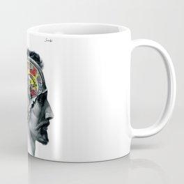Brain colors fashion Jacob's Paris Coffee Mug