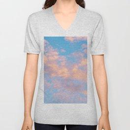 Dream Beyond The Sky (no text) Unisex V-Neck