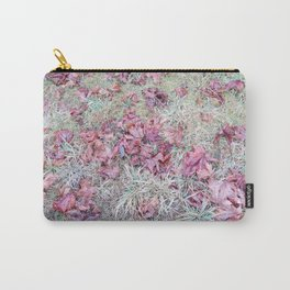 Fallen Leaves, No. 2 Carry-All Pouch