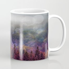 Four Seasons Forest Coffee Mug