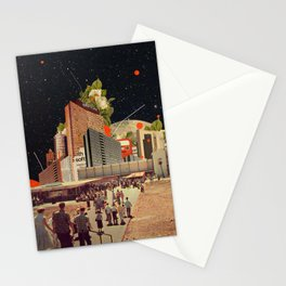 Software Road Stationery Cards