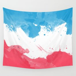 Love of France Wall Tapestry