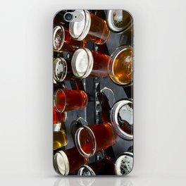 Beer Sampler iPhone Skin