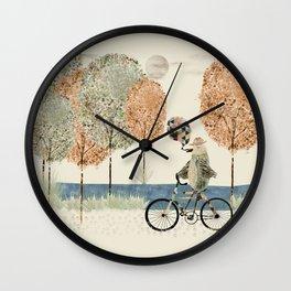 dashing mr tweet Wall Clock
