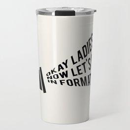 FORMATION Travel Mug