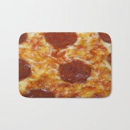 Pepperoni Pizza Bath Mat